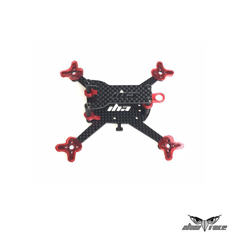 comprar dron fpv marco completo 110mm con piezas 3d varios colores