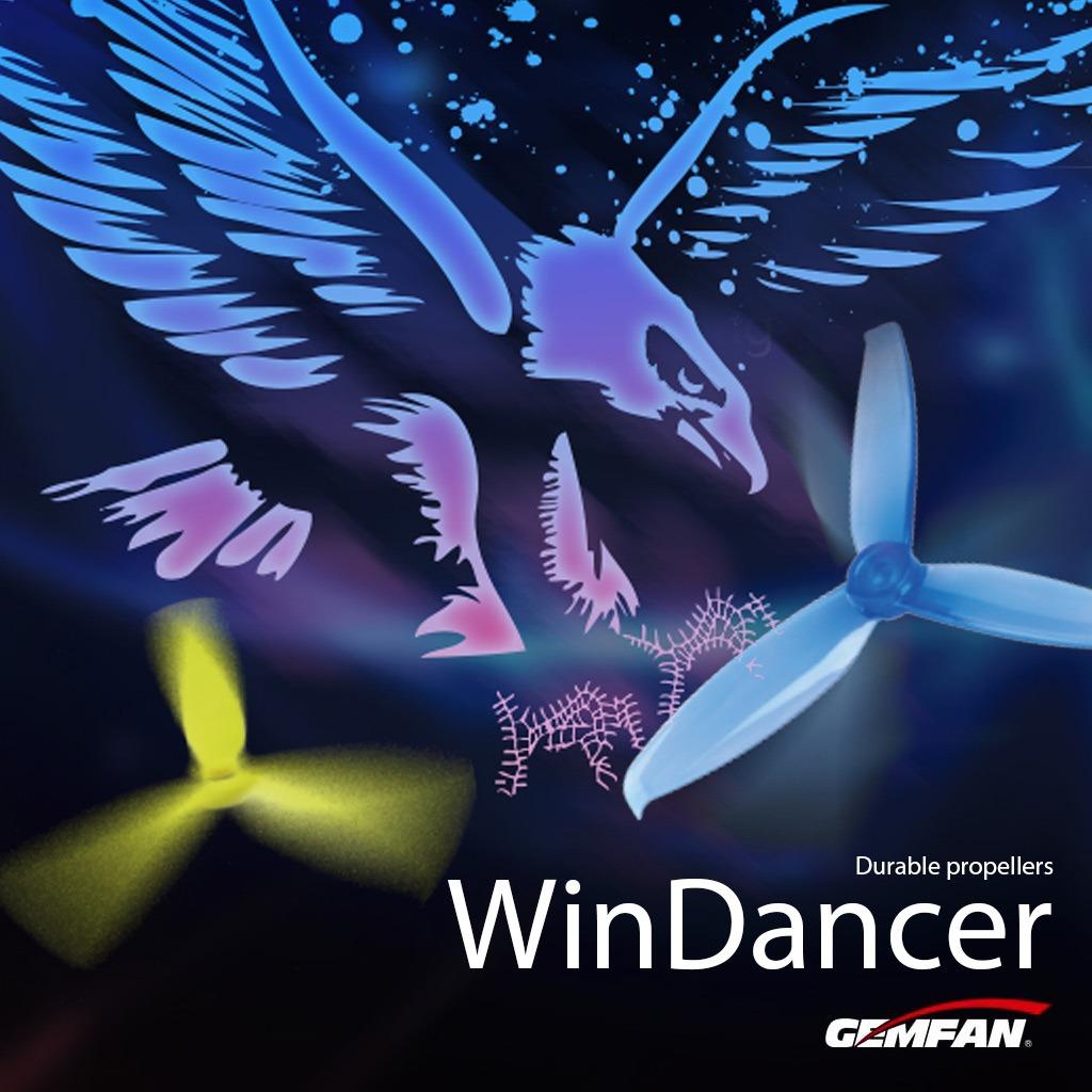 Hélice Gemfan 5042-3 WinDancer