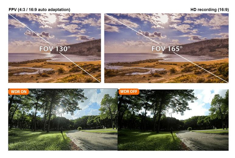 Viñeta HX115 HD es el primer dron palillo de dientes HD actualmente instalado con la cámara Runcam Split 3 Nano. Con las características de baja latencia TV-OUT (40MS) y grabación HD 1080P / 60fps, le brinda una experiencia de vuelo FPV inolvidable. La primera serie de fibra de carbono instala el controlador de vuelo Betafpv Toothpick 12A 2-4S AIO, que puede reducir el peso y el tamaño y facilita el trabajo y el bricolaje sin mucha soldadura y cableado desordenados. Con un marco unibody de fibra de carbono de 4,2 mm de espesor, se logra una mayor durabilidad y estética al tiempo que se mantiene un peso mínimo. Se integra con el motor 1105 5000KV, HX115 ofrece una ejecución incomparable en empuje y control. Admite batería 3-4S. Tiene mucho poder y fuerza para hacer todos los trucos y vueltas que quieras. Nuestra combinación de energía recomendada es que 3030 se apoya con una batería 450mAh 3S, mientras que 3020 se apoya con una batería 450mAh 4S.