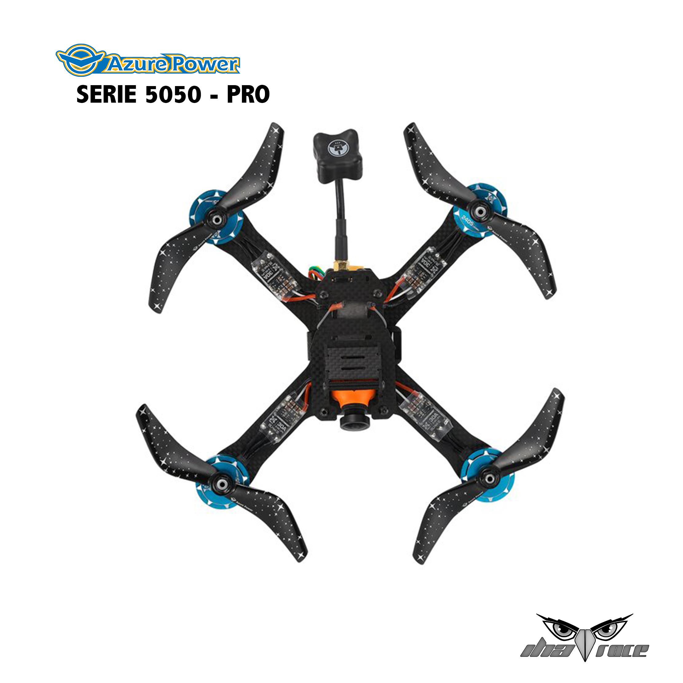 Hélices Azure Power SERIE 5050 - PRO ™ Bi-Pala