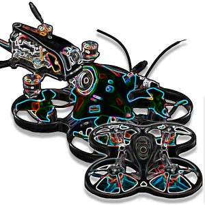Microdrones FPV