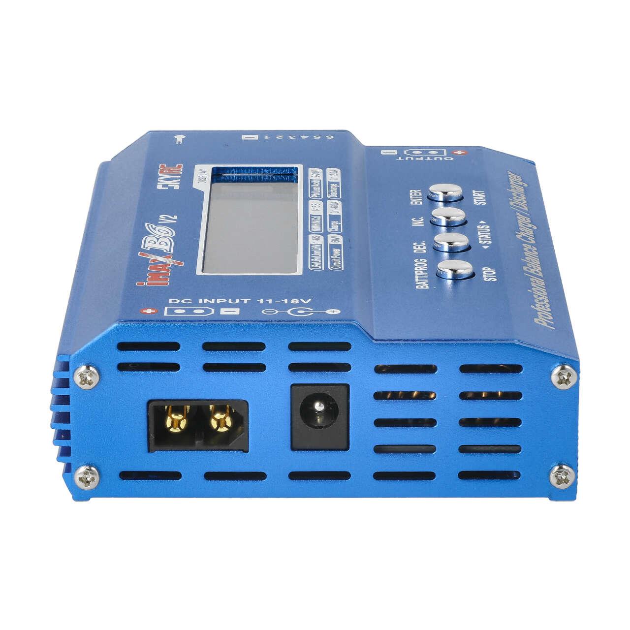 Cargador SkyRC B6DC V2 LiPo 1-6s 6A 60W