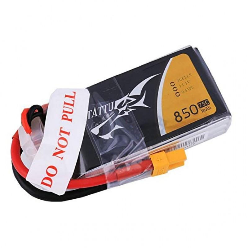 tattu 850 bateria barata