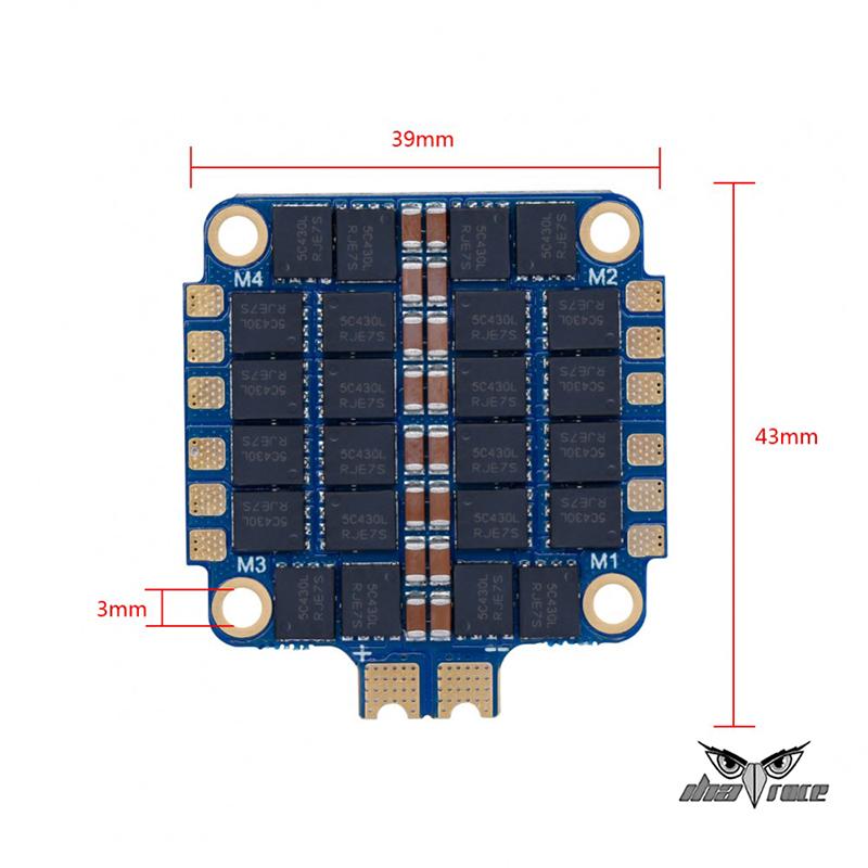 50A-4IN1-ESC fpv drones comprar variador alta calidad