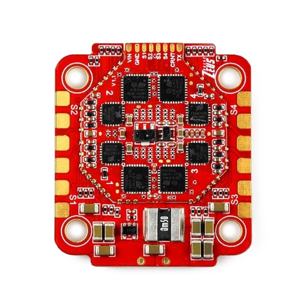 comprar mejor precio ESC HGLRC Zeus 60A 3-6S 4 en 1 BLHeli32