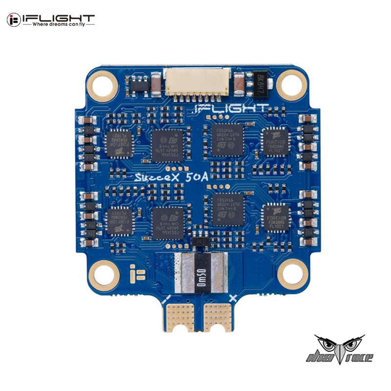 comprar buen precio ESC iFlight SucceX 50A 2-6S BLHeli_32