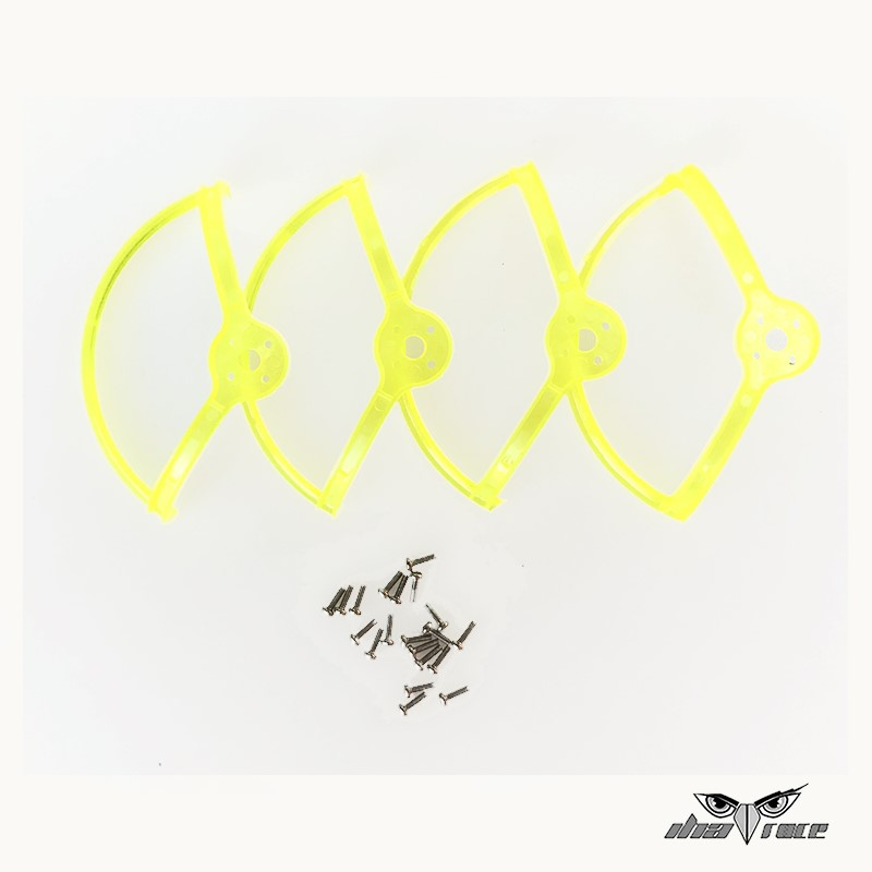salva helices dron carreras fpv one x2 amarillas protector de hélices comprar mejor precio