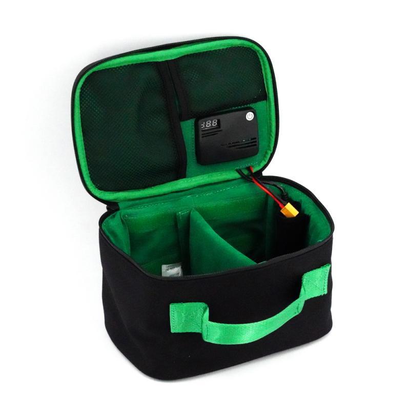 comprar mejor oferta ETHIX Bolsa de Lipo con Calefacción V2