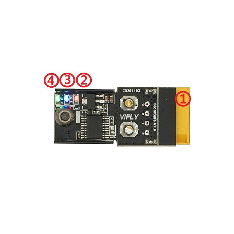 comprar mejor precio VIFLY StoreSafe Descargador inteligente baterías LiPo xt60