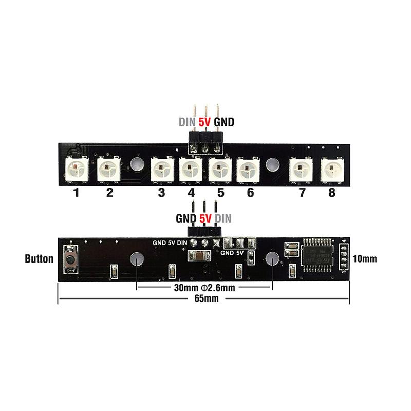 comprar mejor precio tablero LED MATEK CON MCU