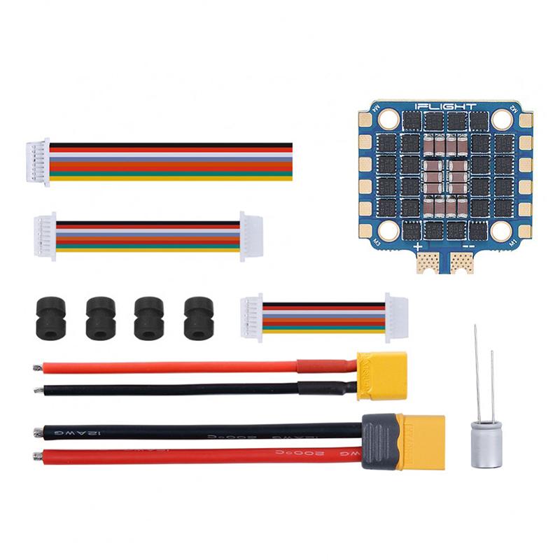 comprar envio españa ESC iFlight SucceX Mini 45A 2-6S BLHeli_32 Dshot600 4-in-1